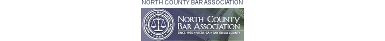 North County Bar Association